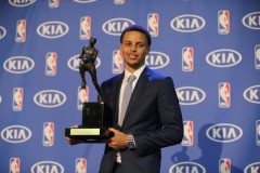 Congratulations to Stephen Curry: 2014-15 KIA NBA MVP!