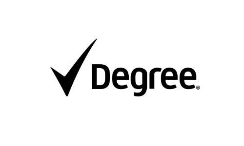 degree deodorant logo - photo #2