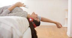 relaxing music sounds