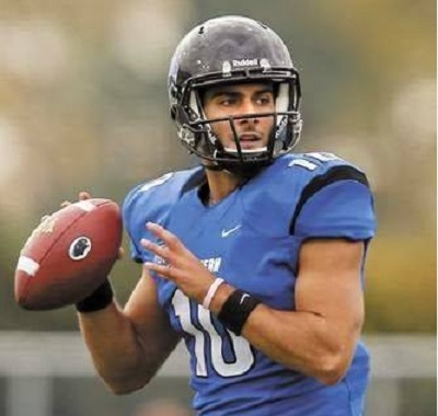 Jimmy Garoppolo Eastern Illinois