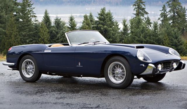 1958 Ferrari 250 GT Series 1 Cabriolet Could Fetch $5 Million.