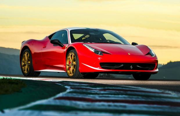 Special Edition Ferrari 458 Honors F1 Legend Niki Lauda. If you haven't seen it yet, go to the theaters tonight and see Rush. It's not only