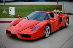 Did you know? The most powerful road going Ferrari ever is the 660bhp Enzo, but today's 612bhp 599GTB Fiorano is the 11th most powerful