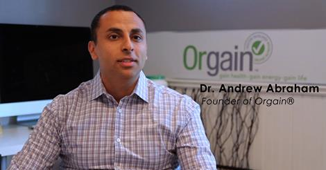 Orgain's Dr. Andrew Abraham Shares What He's Gained From His Journey Through Cancer