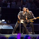 Bruce Springsteen hilariously attempts to dab at his last concert. Check it out!