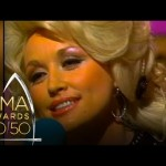 CMA Awards:  Superwoman Dolly Parton Video
