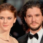 Kit Harrington Falls in Love in Real Life with Rose Leslie (his TV Show girlfriend of Jon Snow)