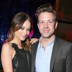 Olivia Wilde and Jason Sudeikis are gonna have a baby! Yay! Congrats you crazy kids!