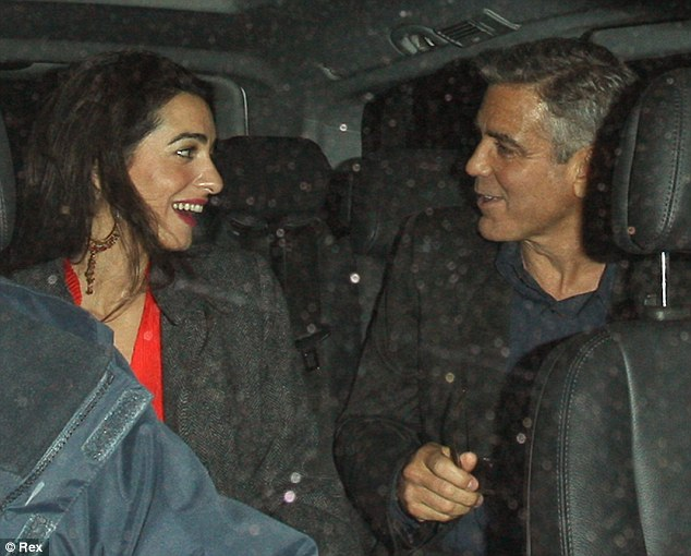 George Clooney is Engaged…No Joke!