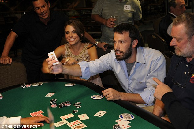 Ben Affleck Caught Counting Cards in Vegas - Celeb Bistro