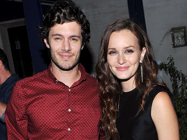 Leighton Meester and Adam Brody- Secretly Married?