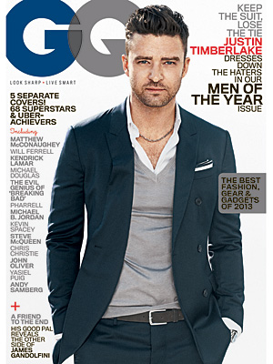Justin Timberlake: Don't play it cool!
