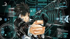 The second season of Psycho-Pass will be airing this October.