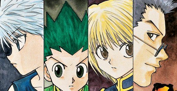 The Hunter x Hunter Manga will be resuming this June in Weekly Shonen Jump.