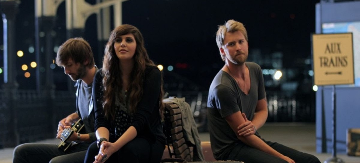 """Watch Lady Antebellum's """"Just a Kiss"""" music video and check out the lyrics . . ."""
