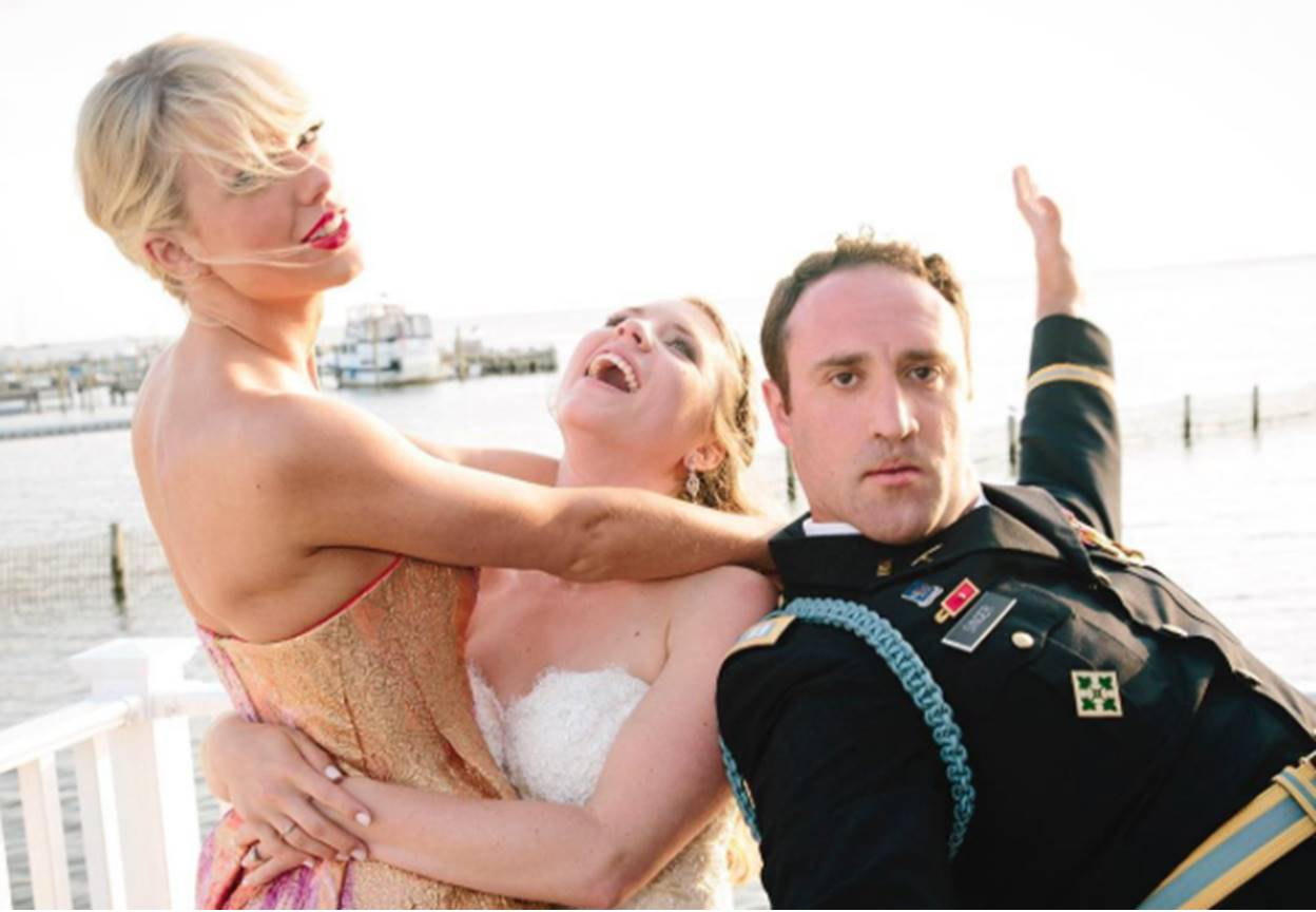 Taylor Swift should be at every wedding…