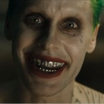 Jared Leto's grotesque take on the Joker provides a menacing high point in the trailer for the upcoming super-villain flick Suicide Squad.
