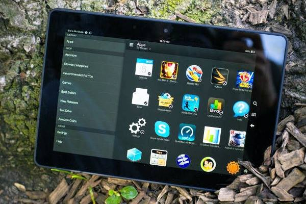Kindle Fire HDX 8.9-inch tablet review: Great hardware, but no iPad slayer yet….