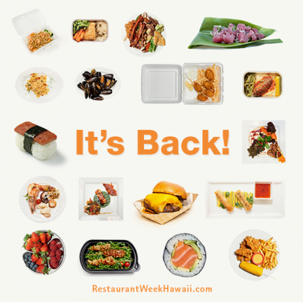 November Restaurant Weeks Are Here!