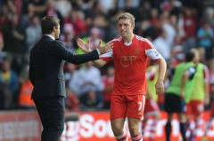 Southampton and England striker Rickie Lambert has moved to Liverpool for a fee of about £4m plus add-ons. The 32-year-old is part of