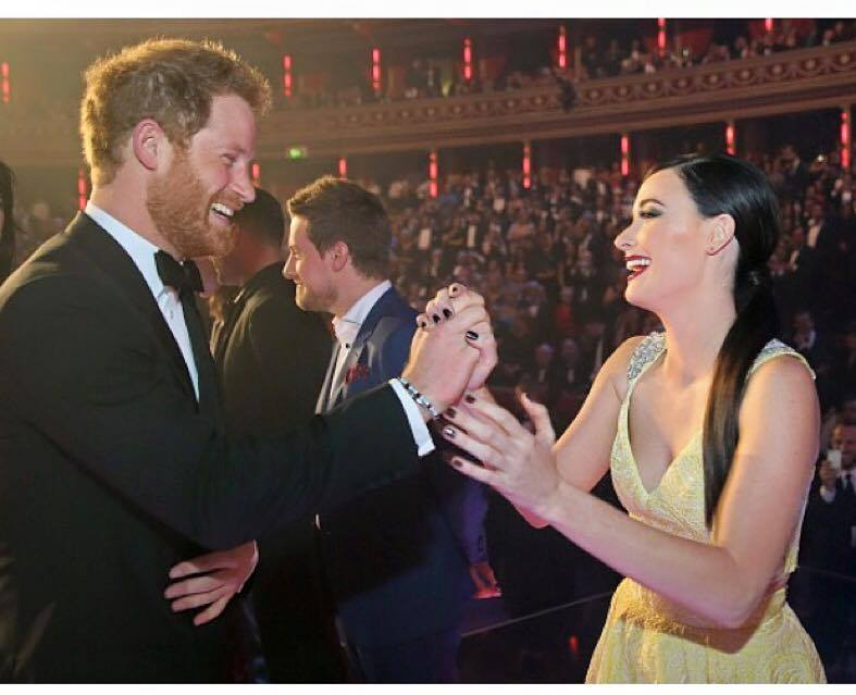 kacey musgraves with prince harry