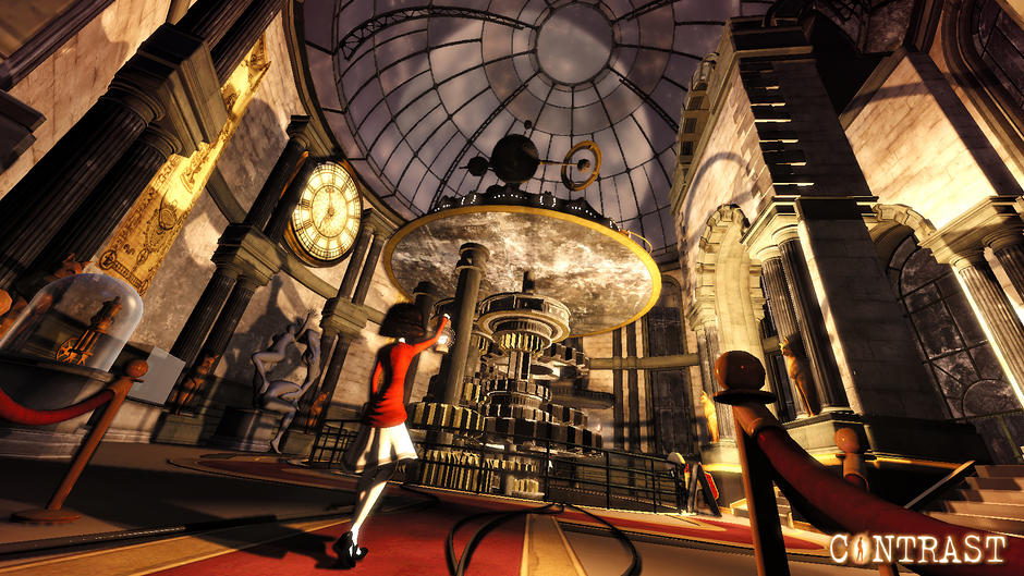 Microsoft does like to surprise us:Today's new games are indie platformer Contrast, and retro side-scroller Another World.