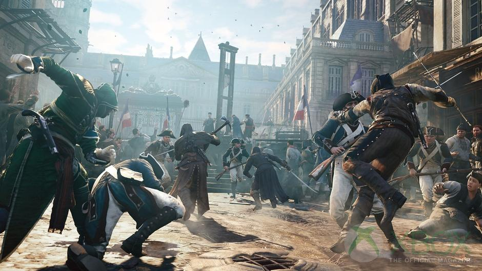 Assassin's Creed: Unity, out for Xbox One this year?