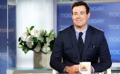 "Carson Daly just got himself a new job with the ""Today"" Show. The ""Last Call"" host, which airs at 1:35am EST, will be hosting the show's"