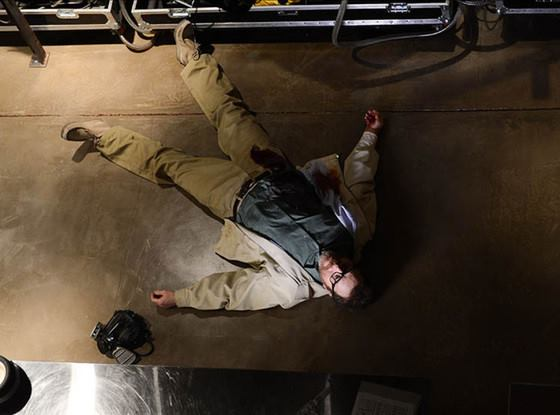 """There's no spoiler alert here just in case you have it on DVR. """"Breaking Bad"""" ended its five-season run on Sunday on a high note as 10.3"""