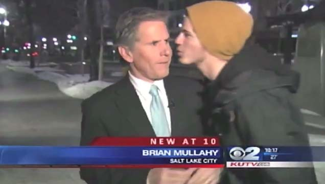 The Best Of News Bloopers