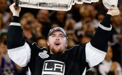 The 21-year-old from Kitchener, Ontario had a roller coaster season for the books, literally being called up and sent down from the LA Kings