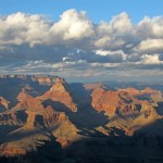 Looking for an adventure? How about riding a mule in the Grand Canyon!