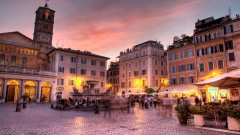 Four neighborhoods where you can escape the tourists in #Rome:   Click here: