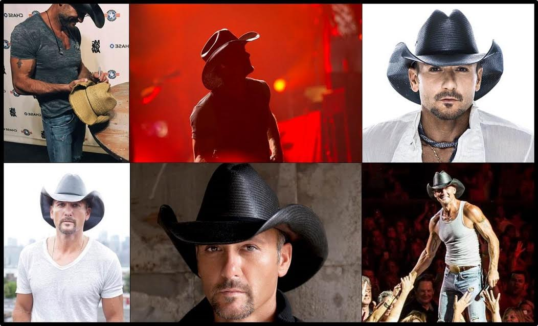 tim mcgraw picture collage