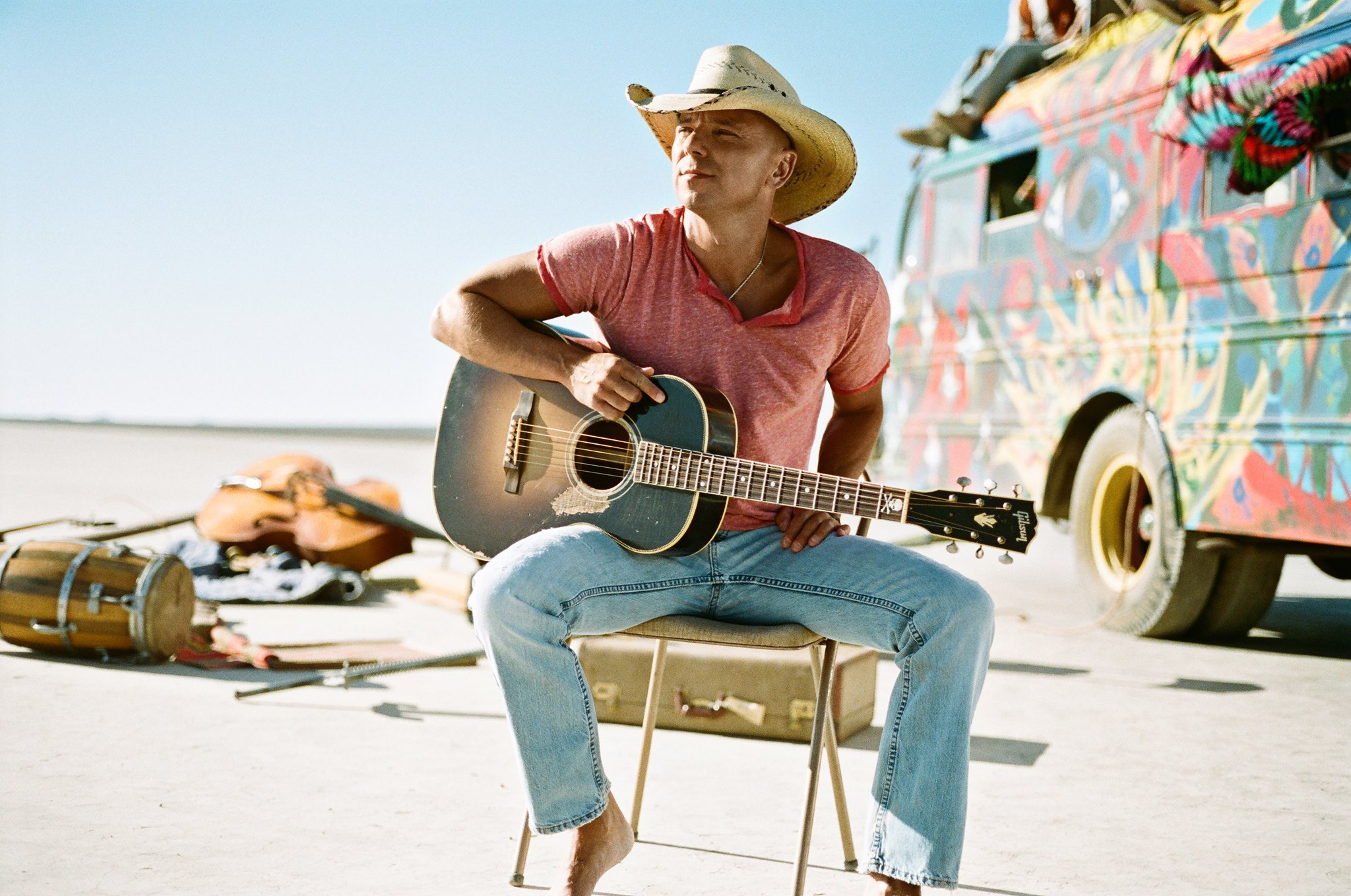 ULTIMATE COUNTRY MUSIC STUD SHOWDOWN, NOMINEE #4: KENNY CHESNEY [PHOTOS]