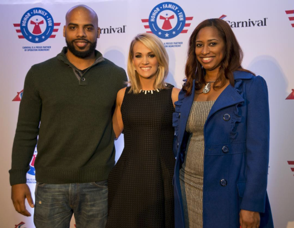 Carrie Underwood Carnival Cruise