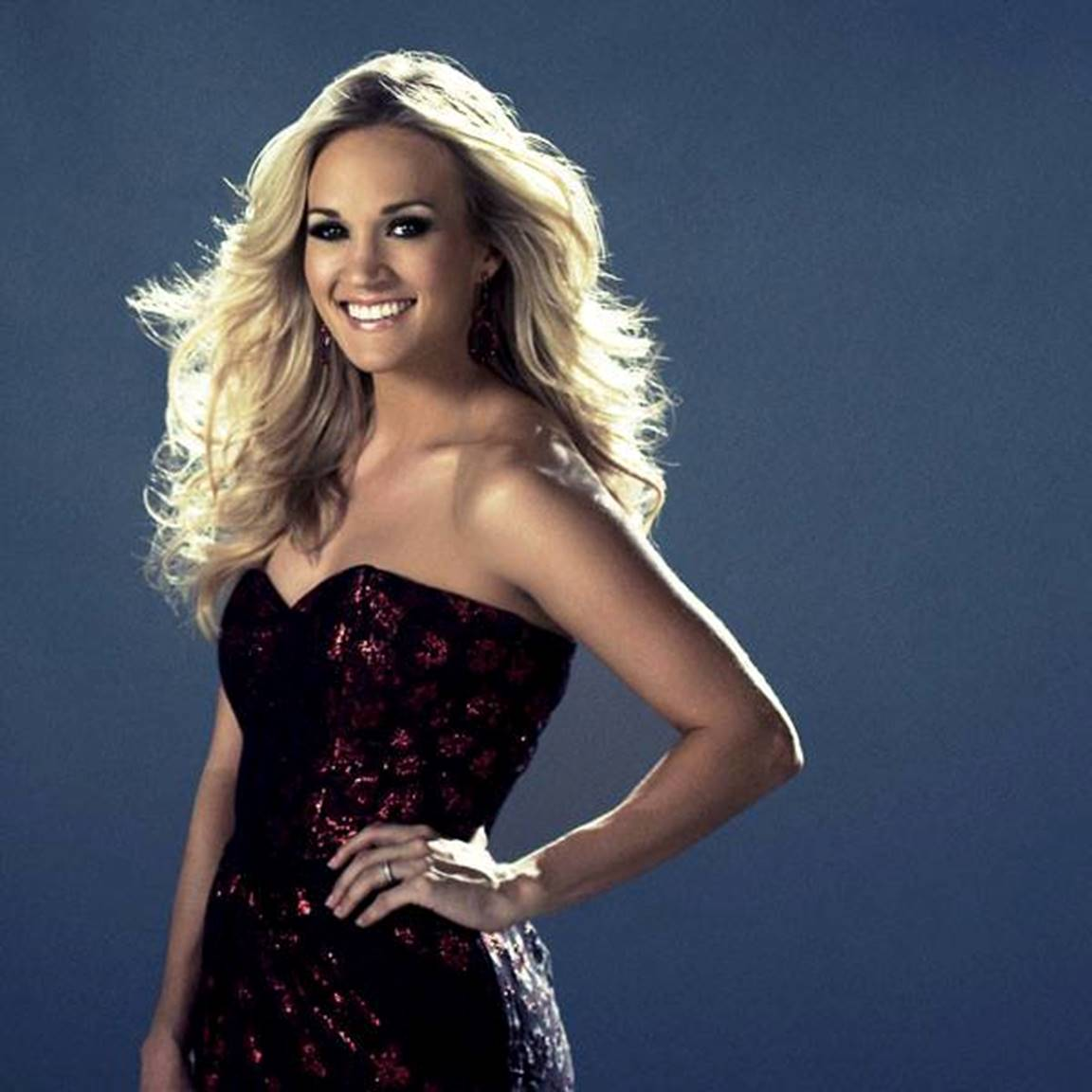 Carrie Underwood in Dress