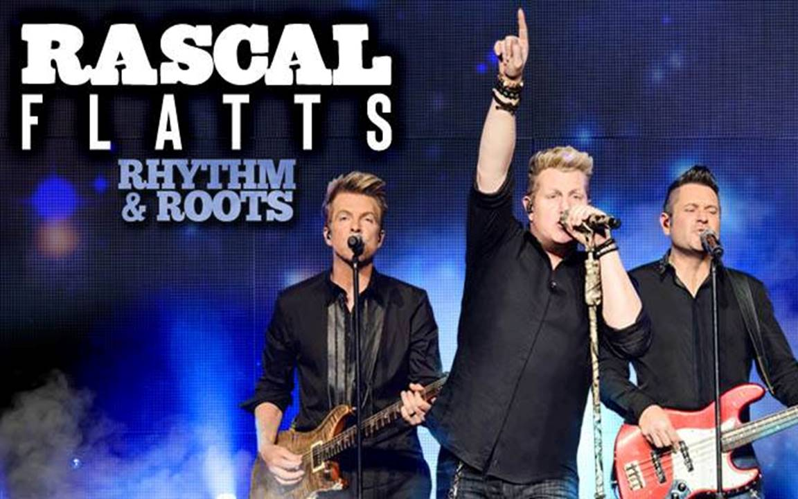 rascal flatts tour