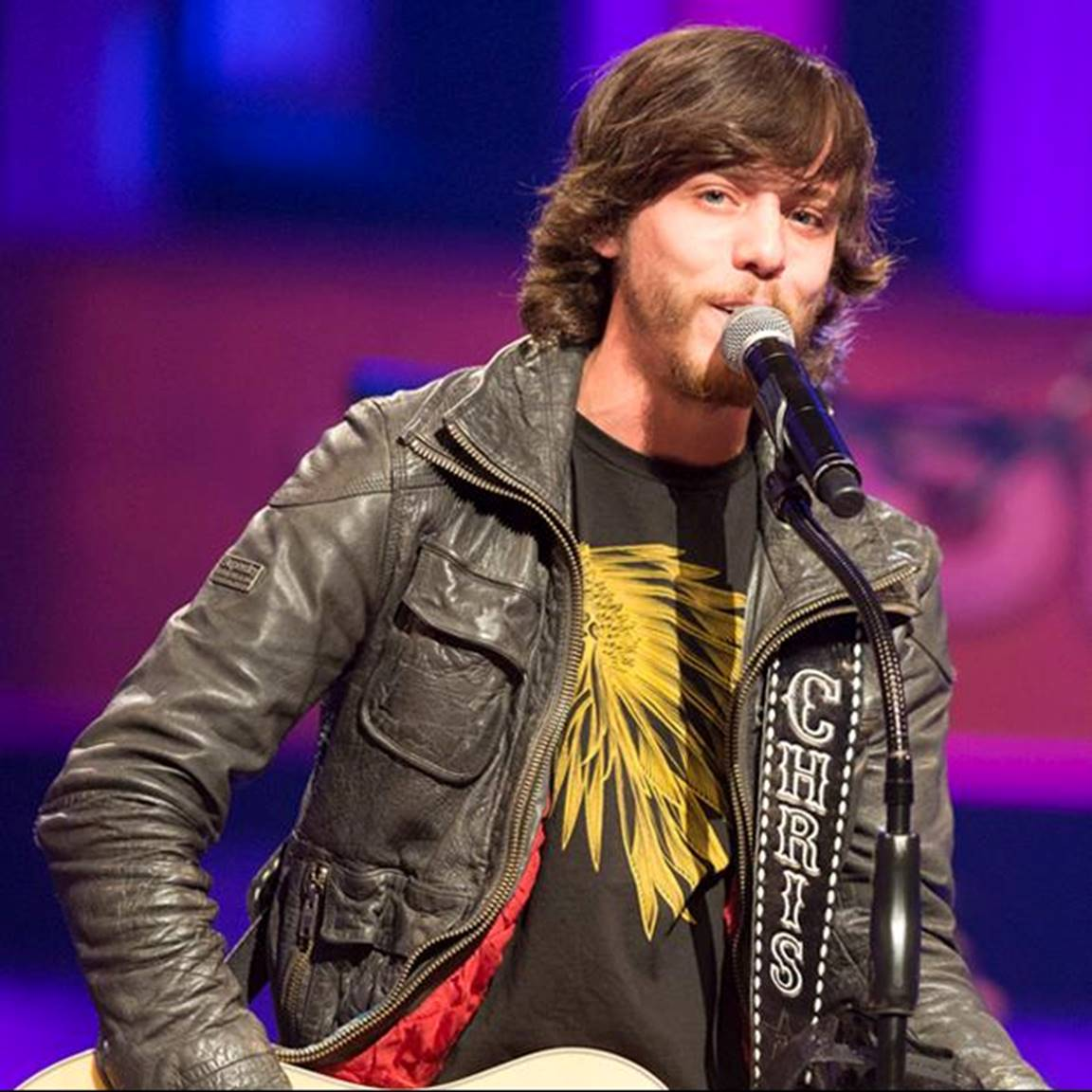 Chris Janson: Chris Janson To Appear On Late Night With Seth Meyers