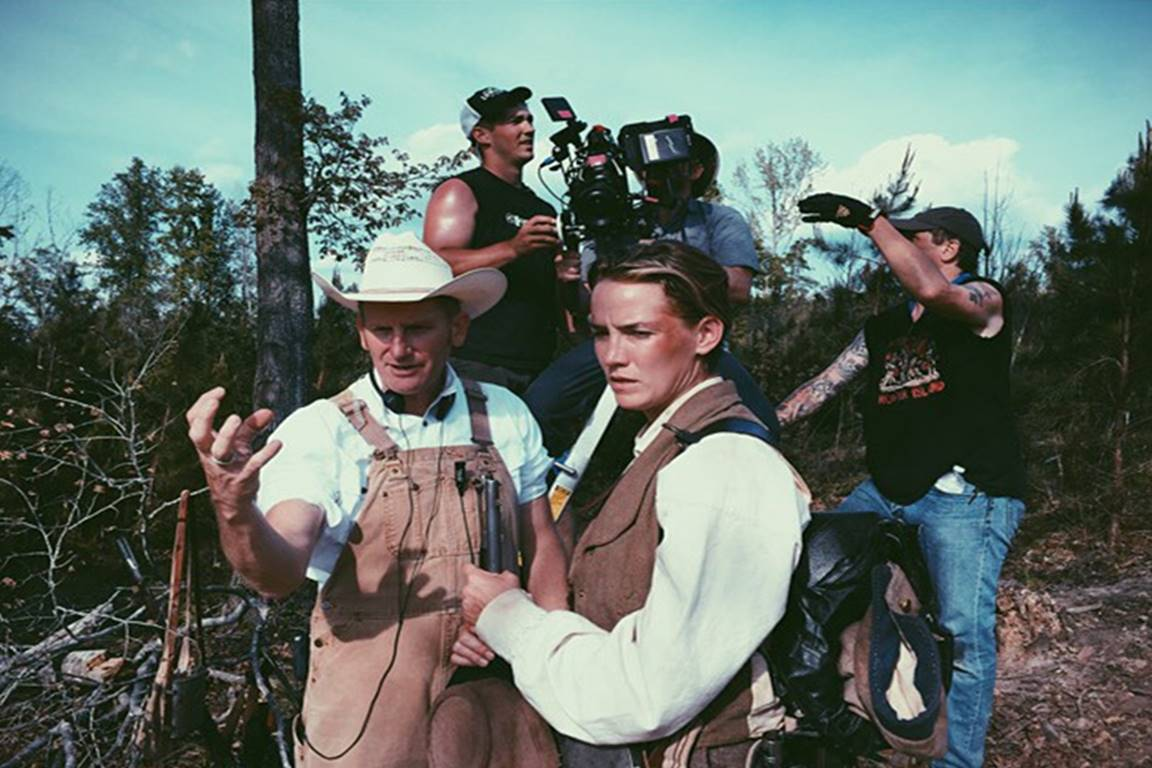 rory feek josephine film set