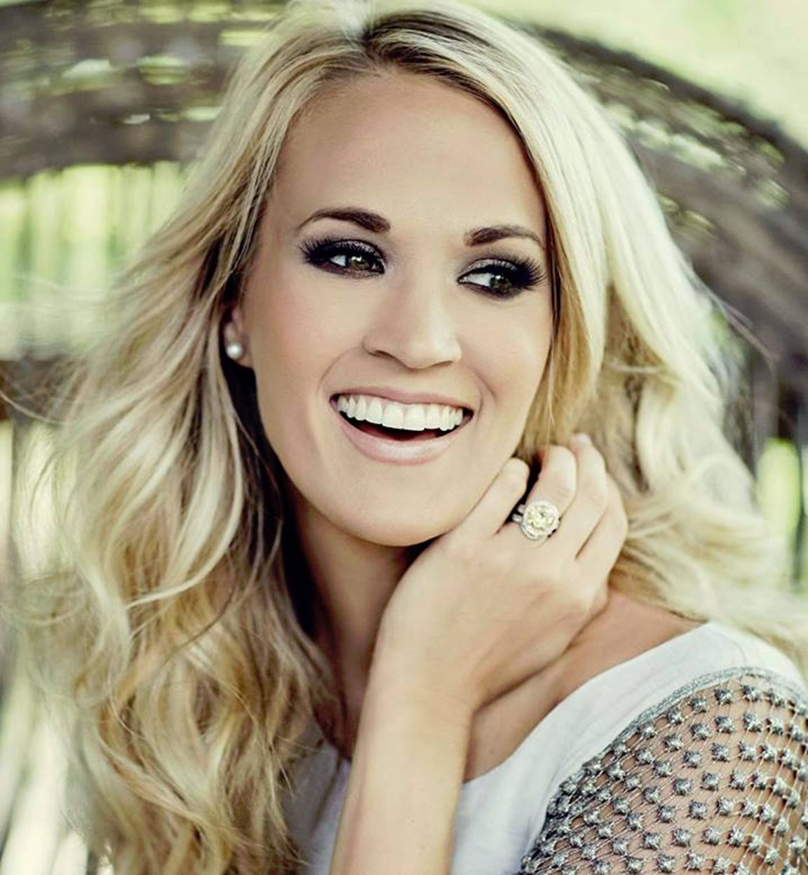 Carrie Underwood Snags Place On Peoples -8985