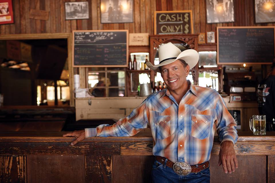 george strait in Las Vegas
