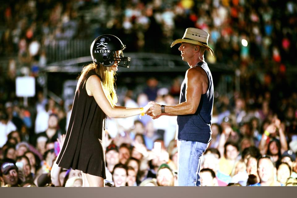 Kenny Chesney Spread The Love Tour