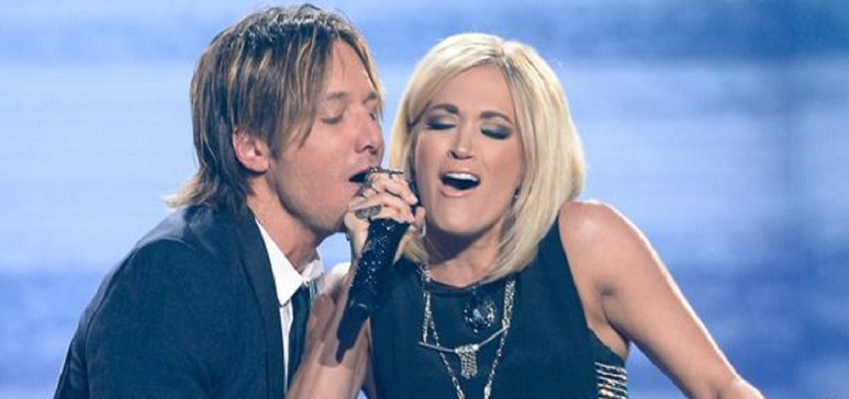 "Keith Urban's ""The Fighter"" featuring Carrie Underwood"