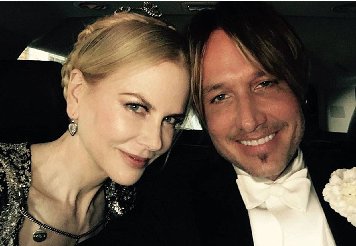 "Nicole Kidman Keith Urban Wedding: Watch Keith Urban & Nicole Kidman Belt Out ""The Fighter"