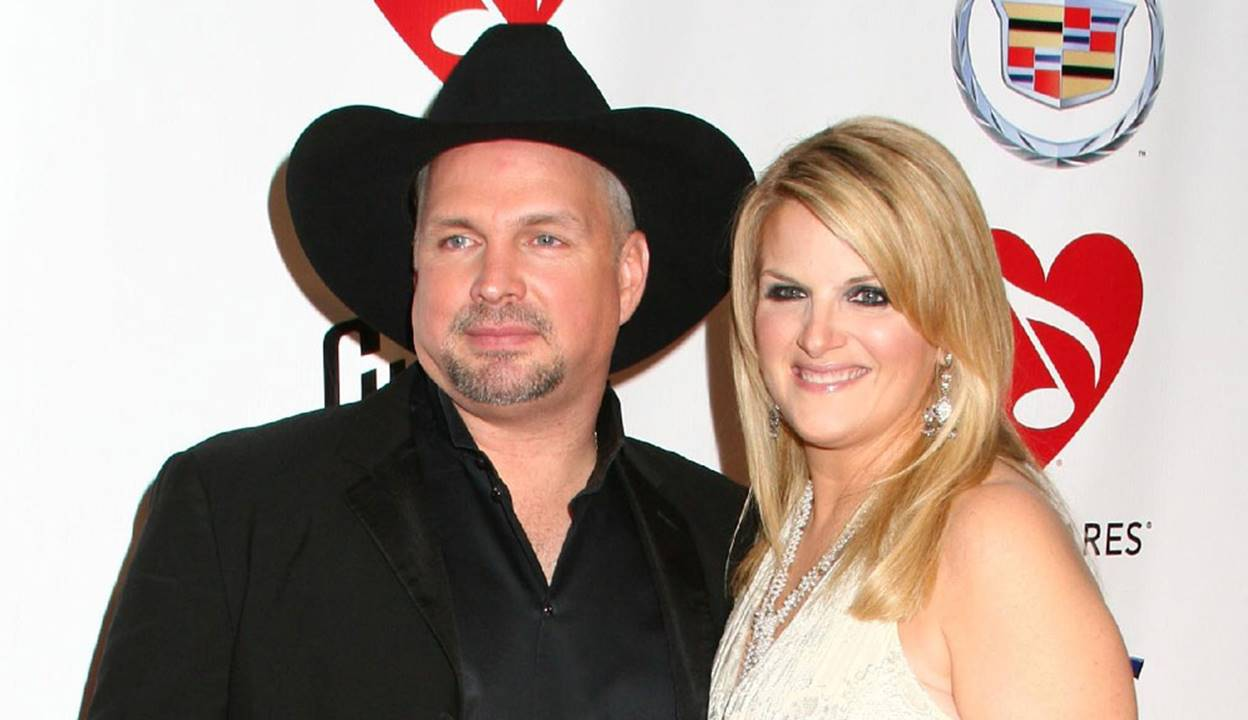 garth brooks and trisha yearwood