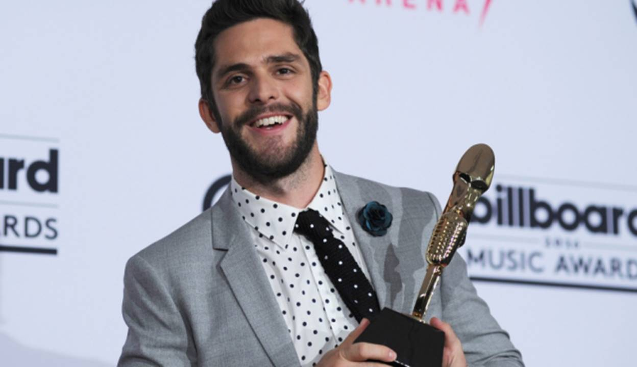thomas rhett BILLBOARD MUSIC AWARDS