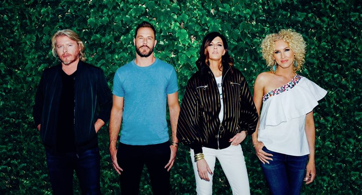little big town national anthem