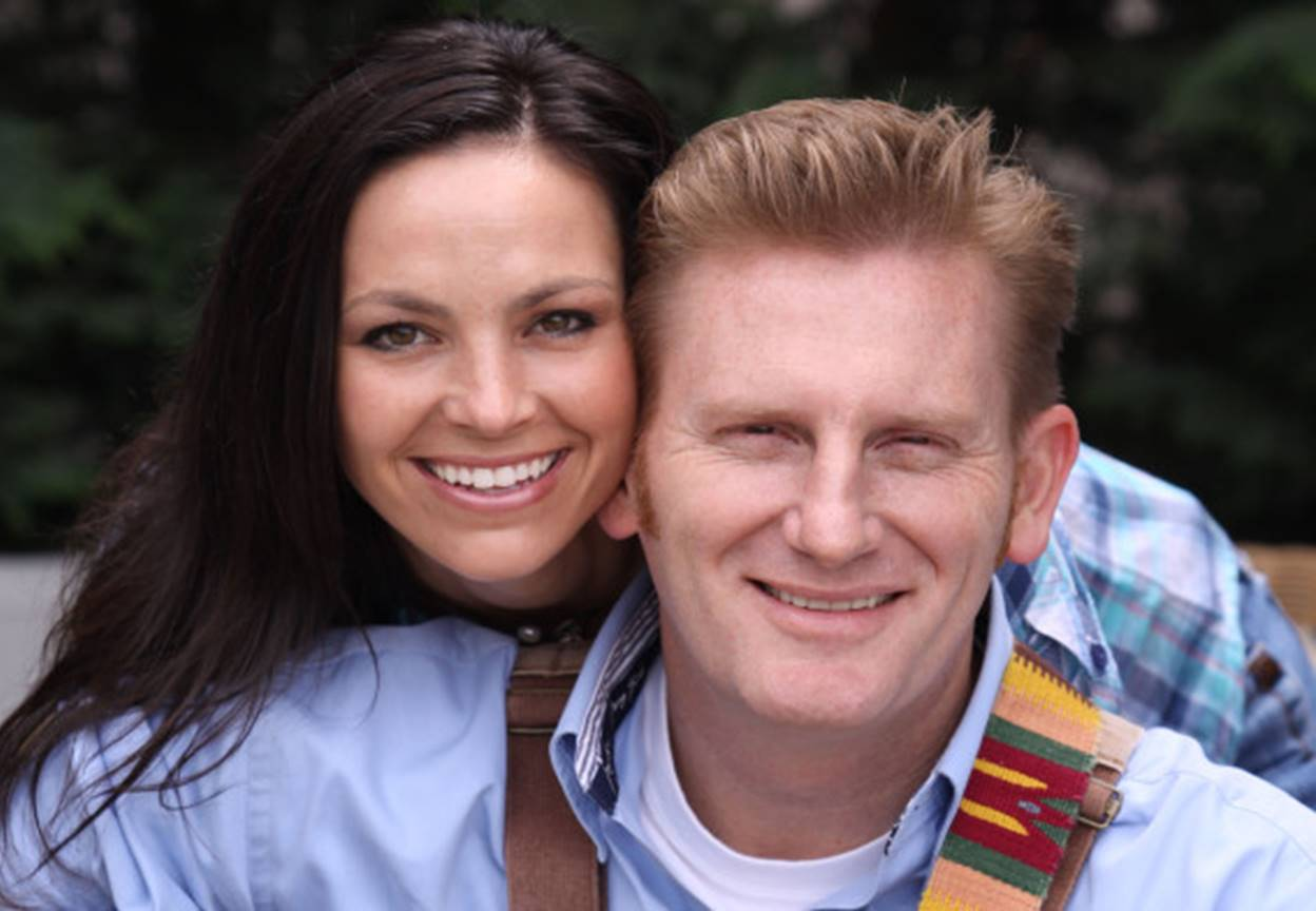 joey feek with rory feek