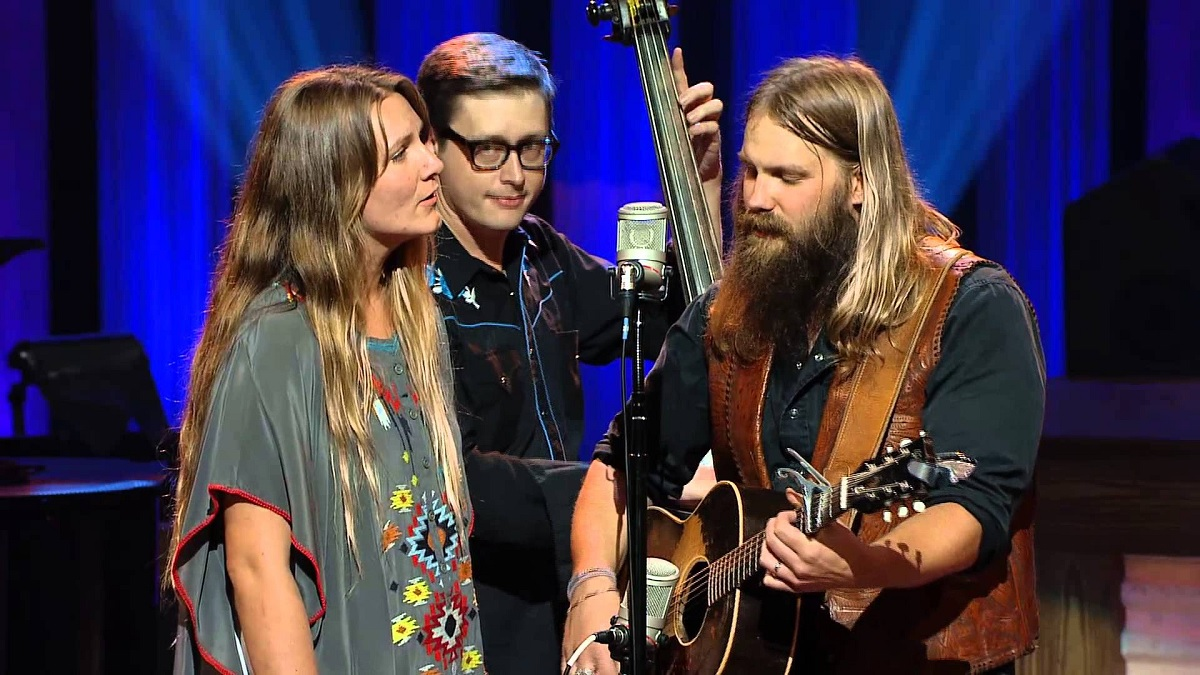 The Top 3 Most Amazing Chris Stapleton Cover Performances